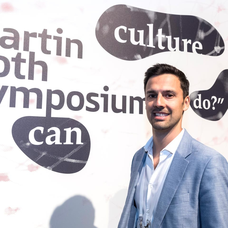 Symposium: Martin Roth — What can culture do?